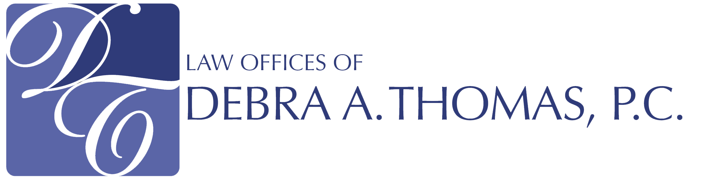 Law Offices of Debra A. Thomas - logo