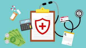 insurance clipboard card